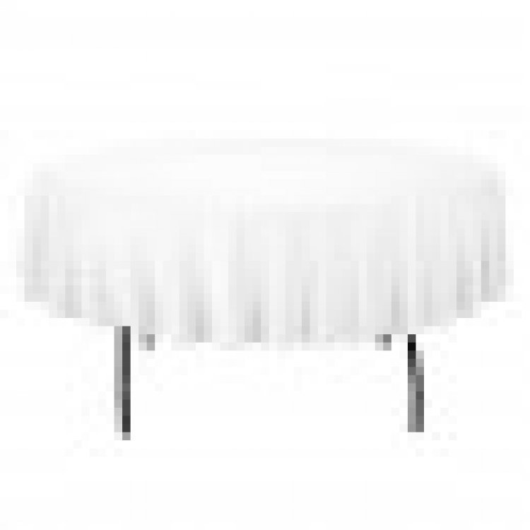 Linen Tablecloth Round