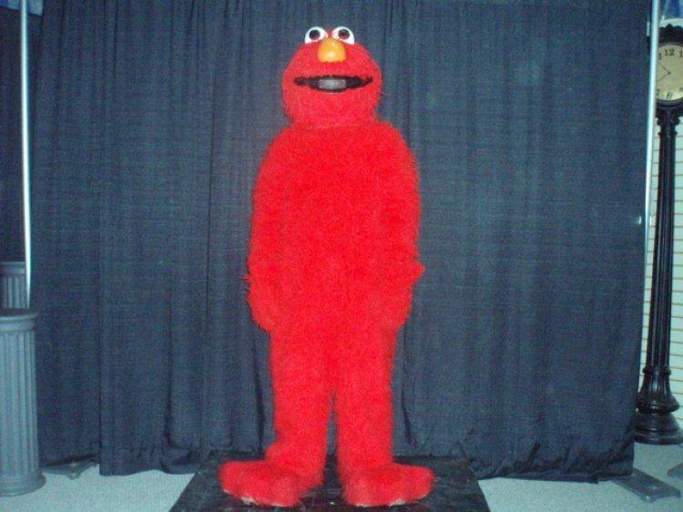 Red Monster Costume