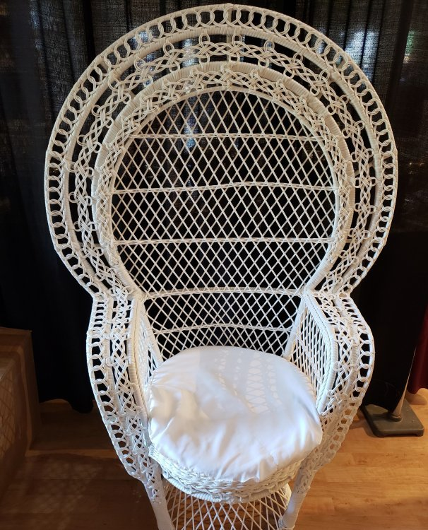 Princess Wicker Chair