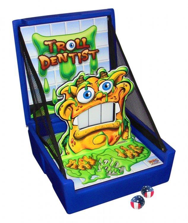 Dentist Troll Game