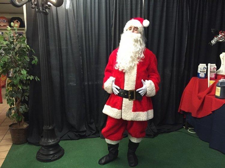 Santa Costume - XL