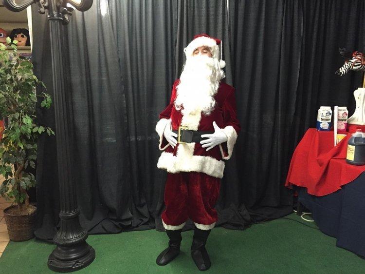 Santa Costume - Large
