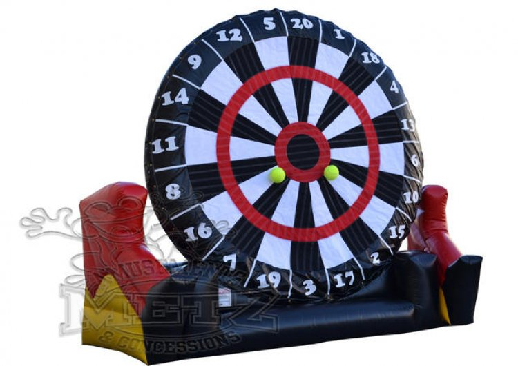 Soccer Dart Inflatable Game