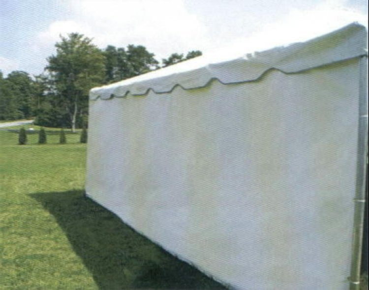 Tent Walls - Solid -  20'