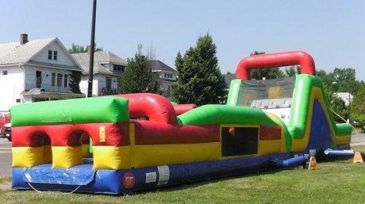 64' Obstacle Course