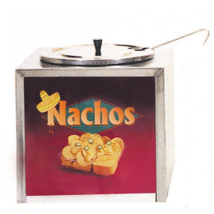 Nacho Cheese Pot
