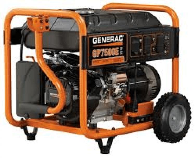 Generator 7500