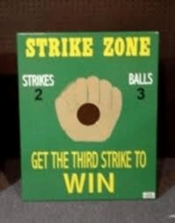 Strike Zone Baseball