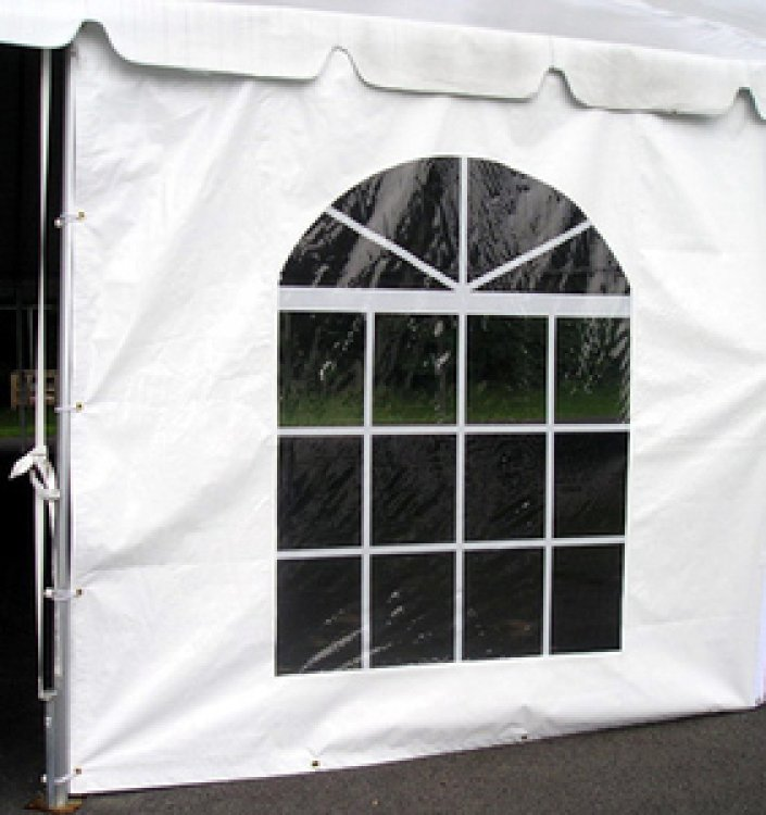 Tent Walls - Window - Pole Tent 20'