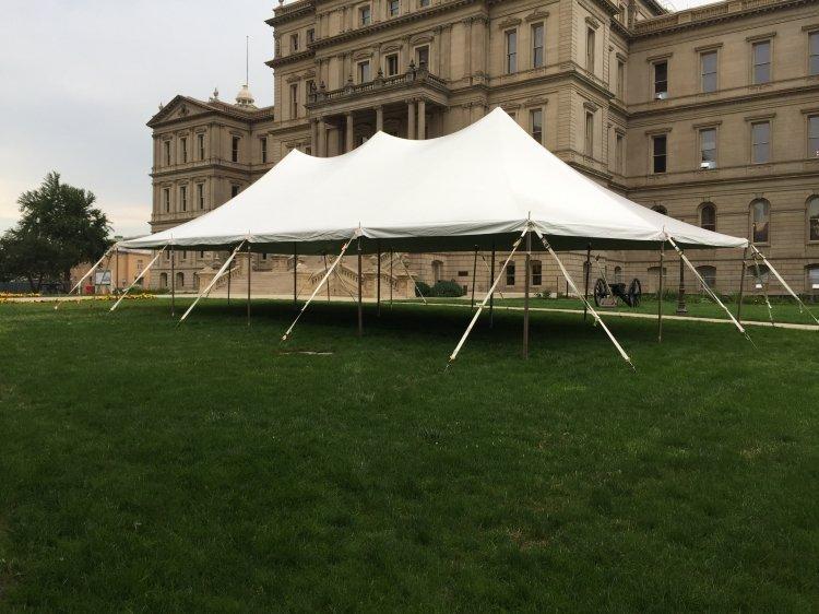 30 x 60 Tent