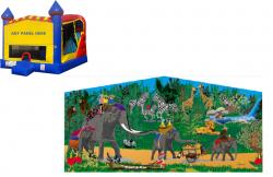 Jungle Castle Combo NEW