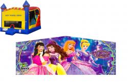 Princesses Castle Combo NEW