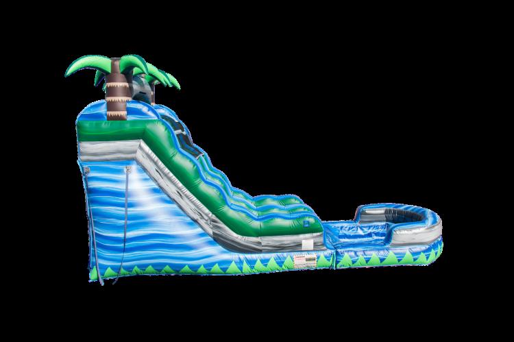 15' Water Slide