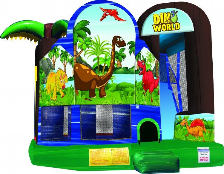 Dino Backyard Combo