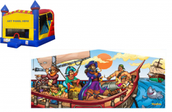 Pirate Castle Combo NEW