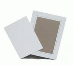 Spin Art - Card & Frame