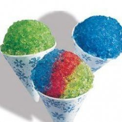 Snow Cone Supplies for additional 50 servings