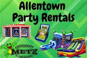 Allentown PA Party Rentals