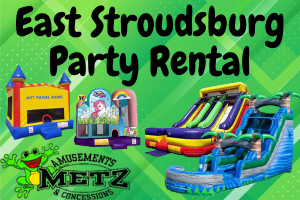 East Stroudsburg Party Rental
