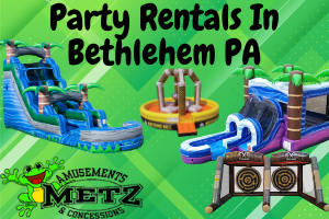 Party Rentals In Bethlehem PA