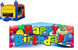 Happy Birthday Castle Combo NEW