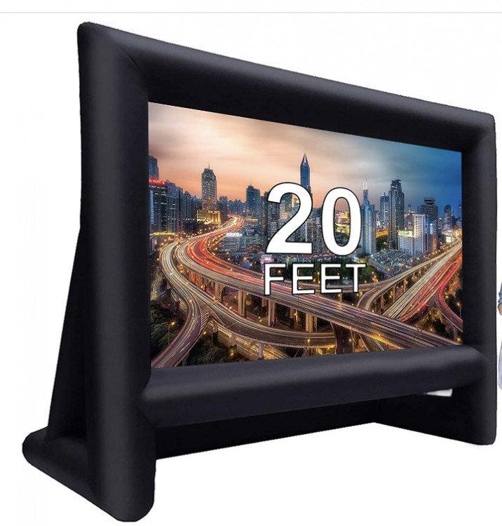 20 ft Screen