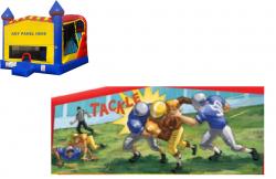 Football Castle Combo NEW