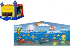 Under The Sea Castle Combo NEW