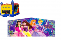 Princesses Castle Combo