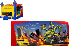 Transformers Castle Combo